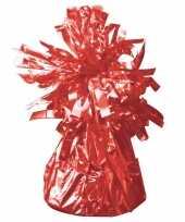 Goedkope ballon gewicht rood gr