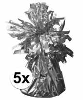 Goedkope ballongewichten zilver gr 10085241
