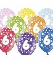 Goedkope ballonnen sterretjes x 10085541