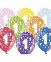 Goedkope ballonnen sterretjes x 10085547