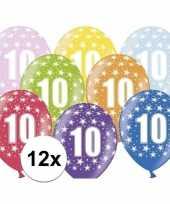 Goedkope ballonnen sterretjes x 10129782