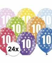 Goedkope ballonnen sterretjes x 10129785