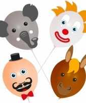 Goedkope ballonset circus stuks