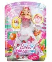 Goedkope barbie prinses pop licht geluid