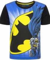 Goedkope batman t shirt zwarte mouw