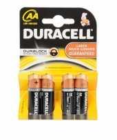 Goedkope batterijen r aa duracell stuks