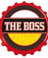 Goedkope bierdop flesopener the boss