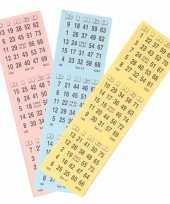 Goedkope bingo kaarten