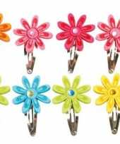 Goedkope bloemen haarspeldjes stuks