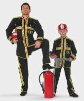 Goedkope brandweer kostuum kinderen