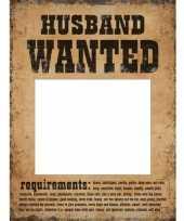 Goedkope bruiloft foto prop set most wanted