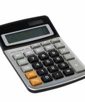 Goedkope bureau kantoor rekenmachine calculator zonne energie
