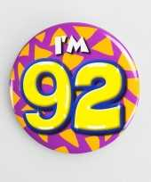 Goedkope button jaar leeftijd decoratie