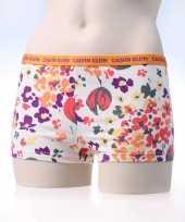 Goedkope calvin klein dames shorty flower