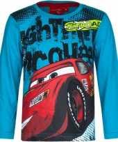 Goedkope cars t shirt petrol blauw