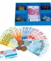 Goedkope casette gevuld speel geld
