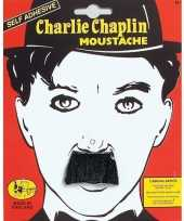 Goedkope charlie chaplin snorretje