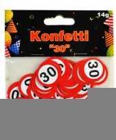 Goedkope confetti jaar verkeersbord 10059971