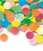Goedkope confetti multicolor gram