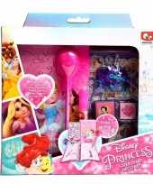 Goedkope dagboek disney princess decoreer set