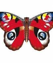 Goedkope dagpauwoog vlinder vlieger