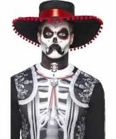 Goedkope day of the dead schmink set el senor