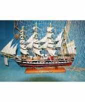 Goedkope decoratie zeilboot kruzenshtern