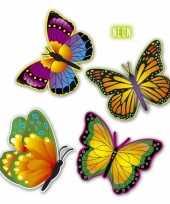 Goedkope decoratieve vlinders