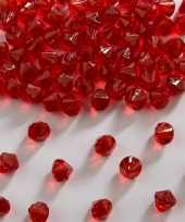 Goedkope diamantjes rood mm