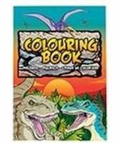 Goedkope dino dinosaurussen thema a kleurboek tekenboek paginas