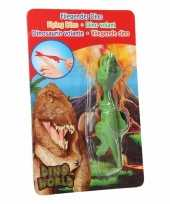 Goedkope dino world mini dino katapult t rex groen