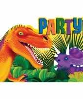 Goedkope dinosaurus feest uitnodigingen stuks