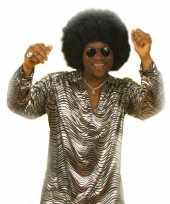 Goedkope disco fever shirt zilver