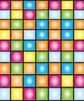 Goedkope disco scenesetter gekleurd meter