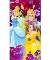 Goedkope disney badlaken sweet princess