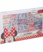 Goedkope disney minnie mouse stickersbox stuks