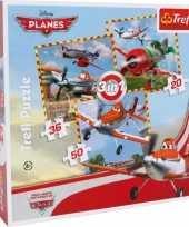 Goedkope disney planes puzzels