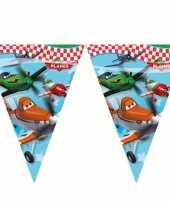 Goedkope disney planes vlaggenlijn meter