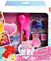 Goedkope disney princess maak je eigen dagboek set meisjes