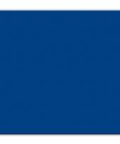 Goedkope donkerblauwe servetten
