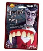 Goedkope dracula tanden volwassenen