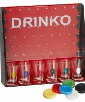 Goedkope drankspel drinko shotspel shotglaasjes