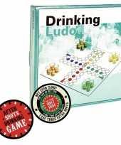 Goedkope drankspel drinkspel ergernis bordspel after shots viltjes
