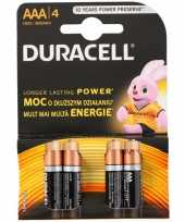Goedkope duracell stuks aaa batterijen