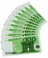 Goedkope euro servetten
