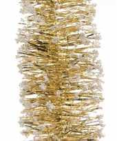 Goedkope feestslinger goud folie sneeuw