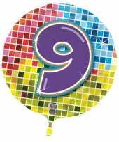 Goedkope folie ballon jaar 10053854