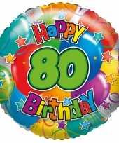 Goedkope folie ballon jaar 10105615