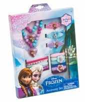Goedkope frozen meisjes accessoires set