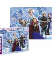 Goedkope frozen puzzel brilliant st